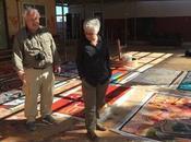 fascinante histoire collection Kaplan & Levi (art aborigène)