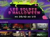 (Bon Plan) soldes Steam d'Halloween 2016