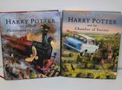[Livre] Harry Potter, éditions illustrées