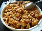 gratin pommes croûte céréales Nigella