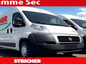 Louez votre véhicule professionnel chez Stricher selon besoins moindres frais