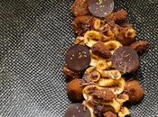 Assiette très gourmande praliné chocolat