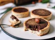 Tartelettes chocolat, épices, noisettes érable