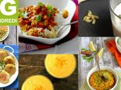 menu vendredi Cuisine indienne