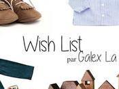 Galex interview Wish list programme!