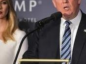 Trump avec l'homme scénique, paix raque