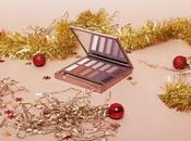 Gold Christmas beauté chic festive pour Noël 2016