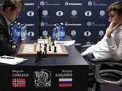 Partie Carlsen gagne revient dans match