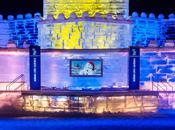Palais glace Carnaval Québec