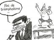 Caricature Hollande Valls