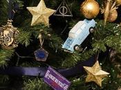 sapin Noël spécial Harry Potter