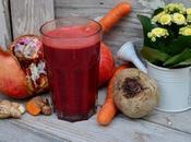fruits légumes detox