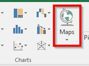 Excel: Cartes géographiques infographies