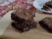 Chocolat Noël brownies arôme chefs