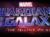 GAMING Telltale dévoile teaser pour prochain Guardians Galaxy