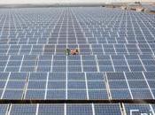 L'Inde dote centrale photovoltaïque plus puissante monde