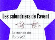 calendriers l'avent 2016