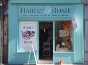 Tour boutiques Nantaises Hariet Rosie