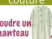 Participez challenge mois décembre manteaux capes #challengecouturemanteau