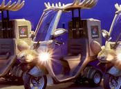 Domino's Pizza relooke scooters rennes pour vous livrer pizzas