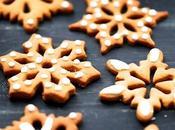 Gingerbread snowflakes Bredele 2016