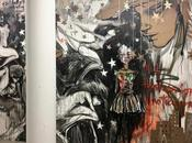 Douce folie d'Herakut Galerie Mathgoth