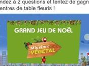 Grand Noël, mission Végétal