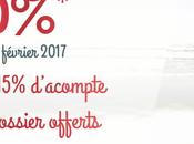 Code promo Homair! Early Booking jusqu'à remise votre séjour 2017