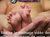 [Idée cadeau] Memory Days, montage vidéo plus beaux souvenirs