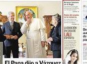 Tabaré Vázquez Vatican [Actu]