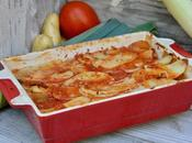 Tian pommes terre poireaux