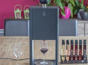 [Test] machine dégustation D-Vine 10-Vins