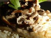 Filet champignons melanges