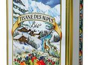 Tisane Alpes coffret Provence d'Antan
