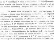 message l'universel. Cardinal Marty 1985