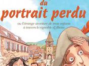 Région Grand présente l'ouvrage destination jeune public «Sur piste portrait perdu»