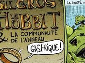 Bilgros Hobbit communauté l'anneau gastrique