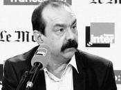 Philippe Martinez | responsabilité dans désindustrialisation France.