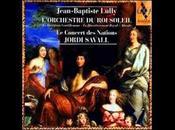 notes jeudi Musiques fêtes Jean-Baptiste Lully