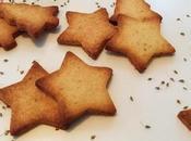 Biscuits sablés l'anis