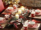 Quelques astuces base pour table Noël sublime.