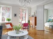 appartement d'inspiration scandinave coloré