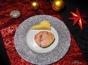 Foie gras épices poires vendange tardive cuit torchon