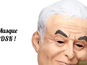 Masque Homme Politique