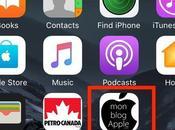 Ajouter raccourci Safari l'écran votre iPhone iPad