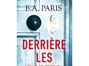 B.A. Paris Derrière portes