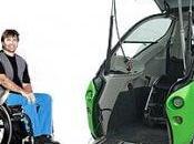 Elbee, voiture rend indépendant personnes fauteuil