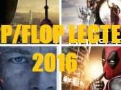 [Dossier] 2016 Tops Flops Lecteurs