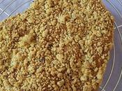 Gâteau Streussel Alsacien