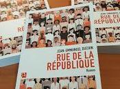 """""""Rue République"""": nouveau roman arrive..."""